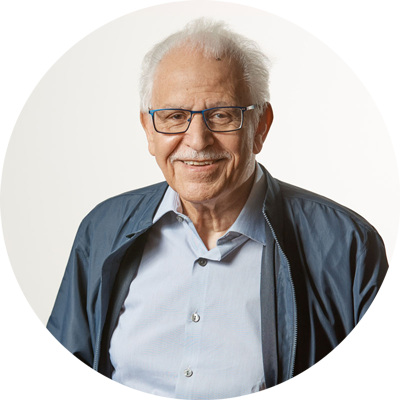 Dual Fluid Team - Prof. Ahmed Hussein - Portrait