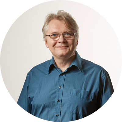 Dual Fluid Team - Prof. Konrad Czerski - Portrait