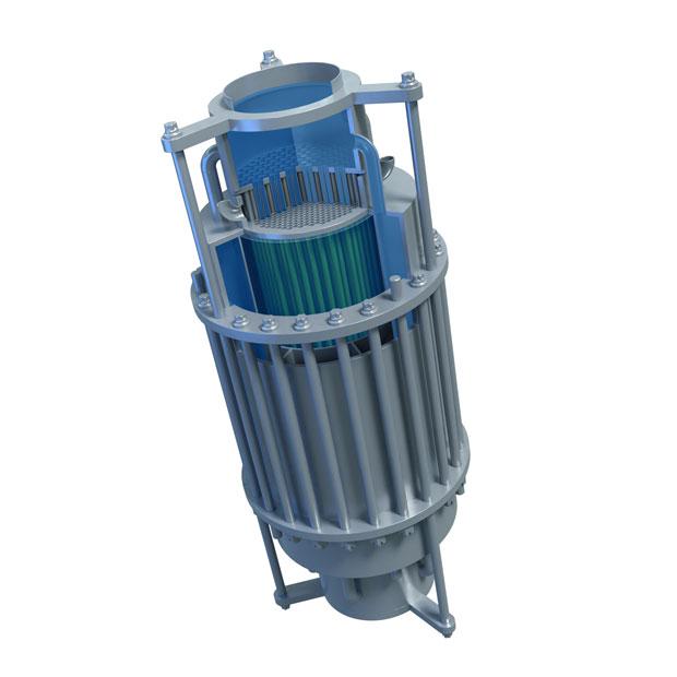 Dual Fluid - Reactor Core Model - preview